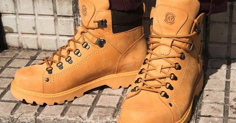 f70b33e118 11 08 bota-west-coast-worker-classic-couro-legitimo-D NQ NP 258701-. Moda  masculina