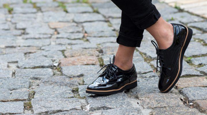 como usar sapatos de verniz