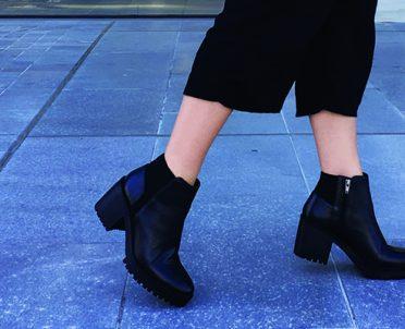 Chunky boots para um inverno com muito estilo | Carioca Calçados Site