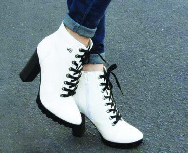 Paquitas demais ou não, as botas brancas voltaram e vamos apostar! | Carioca Calçados Site